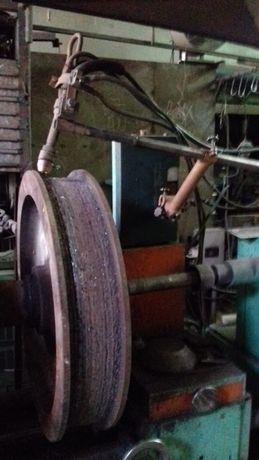 Наплавка крановых колес, валов