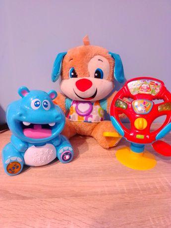 Zabawki zestaw Fischer dumel