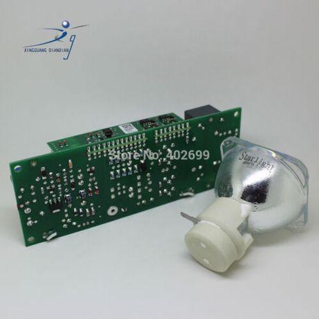 Lâmpada de feixe MSD Platinum 10R 280W com fonte de alimenta