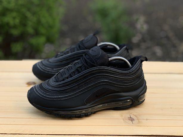 Оригинальные кроссовки Nike Air Max 97 Black (39р 24.5см)