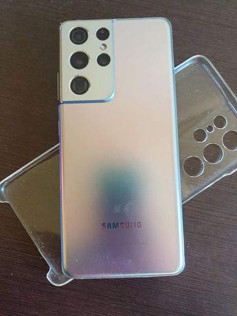 Venho telemóvel Samsung s21 ultra 256G 5G