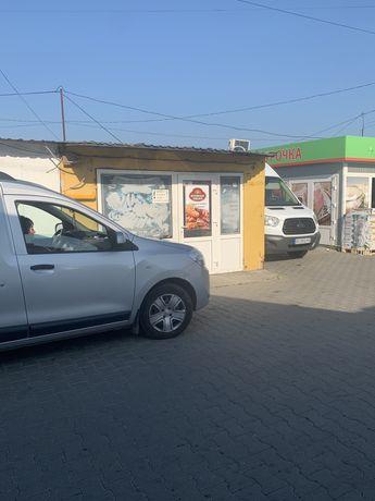 Торговий павільйон на Краснодонців