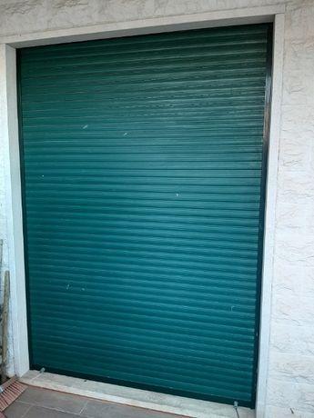 Varios estores de aluminio termicos - cor verde