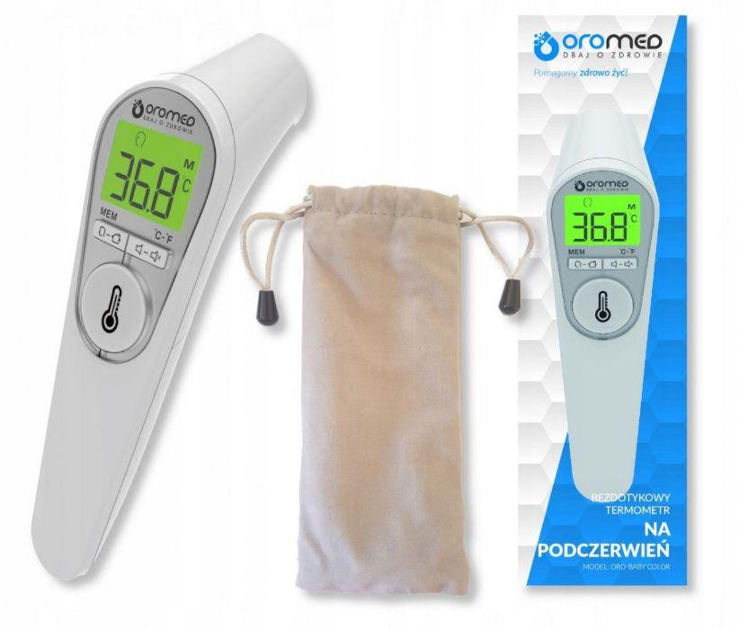 Oromed Termometr bezdotykowy OroMed ORO-BABY Color Sanok - image 1