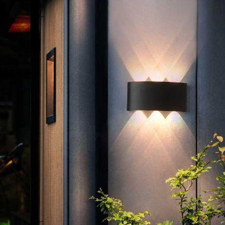 Kinkiet Lampa Ścienna Loft HIT 2021 6W LED Ciepłe Neutralne Światło