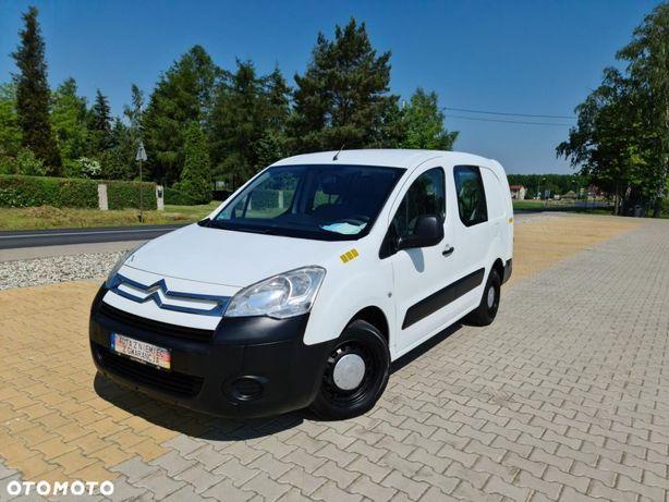 Citroën Berlingo  long klima 5 osobowy org.bez dpf i kola dwumasowego gwarancja przebieg