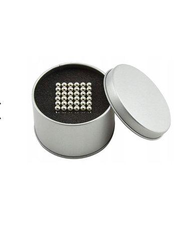 NEOCUBE Kulki Klocki Magnetyczne 3MM 216SZT + BOX