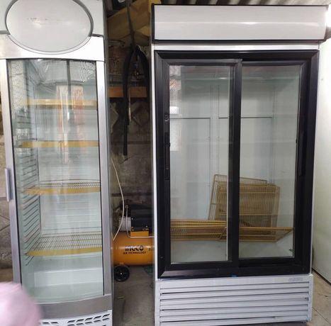 Холодильное оборудование холодильные шкафы для напитков витрины б/у