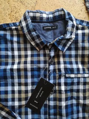 Koszula w kratę nowa z metką chłopięca Reserved  164