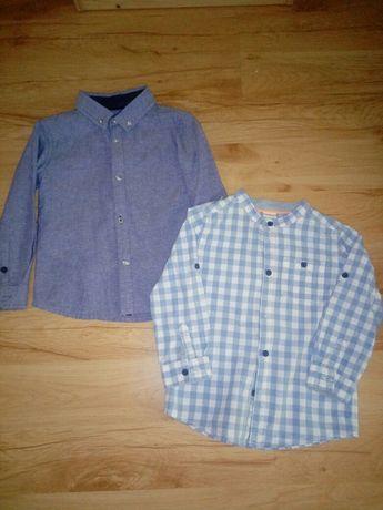 Koszule dla chłopca h&m, reserved roz. 92-98