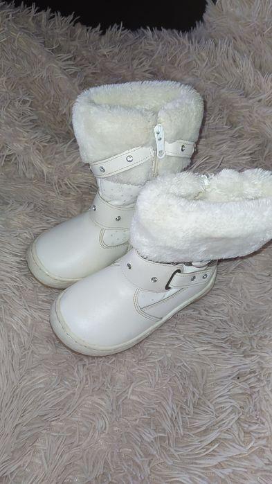 Зимние ботинки для девочки Северодонецк - изображение 1