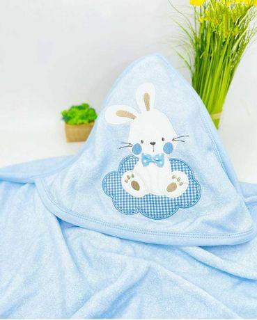 Детское полотенце уголок, Полотенце-уголок, полотенце с капюшоном