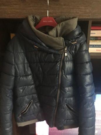 kurtka zimowa krótka