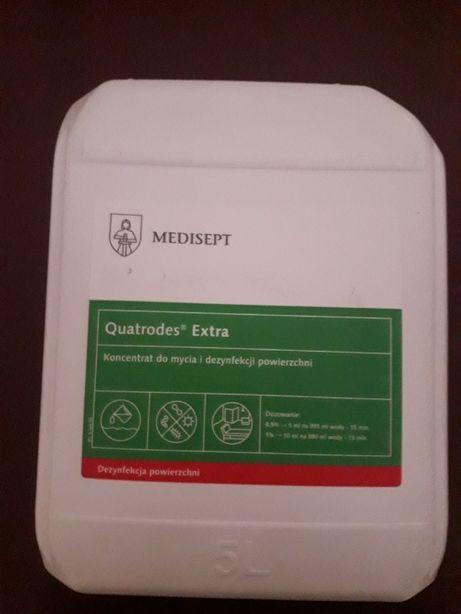 Sprzedam Medisept Quatrodes Extra 5 L