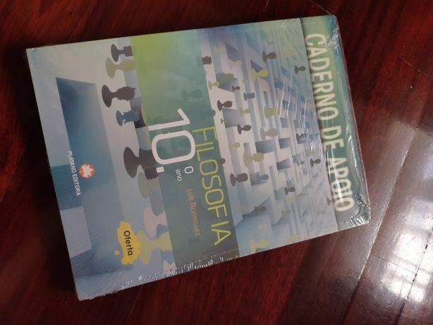 Dentro do plástico - Manual Filosofia 10° Ano