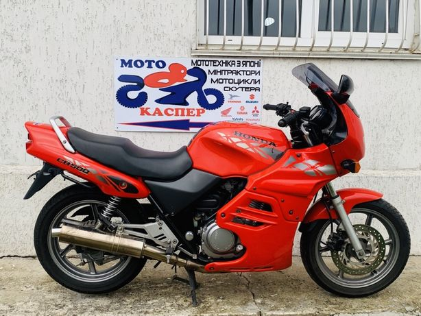 Honda CB 500 с германии мотоцикл