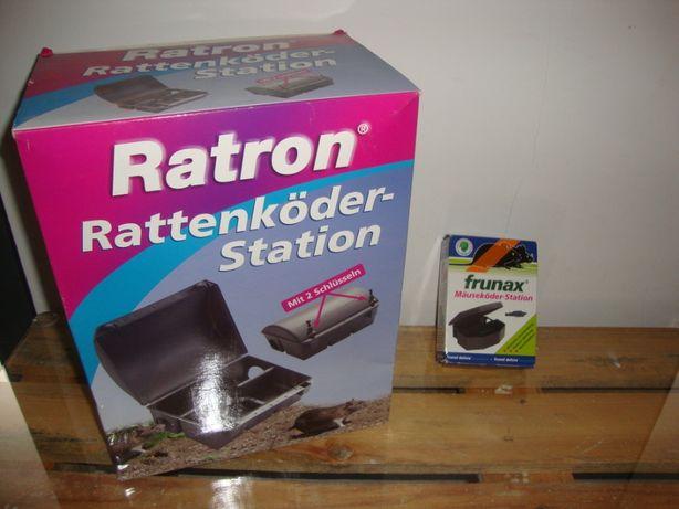 Caixas para control de Ratos - Novo