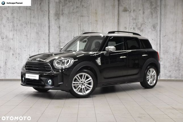 MINI Cooper Countryman Cooper 136 KM LCI | Nowy Model |