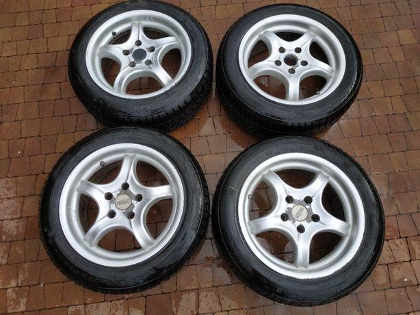 162. Alufelgi koła zimowe 5x114.3 205/55/16 7.5J ET35 Lexus IS Toyota