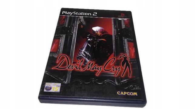 Devil May Cry Ps2 Playstation 2