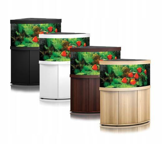 NOWY zestaw Juwel TRIGON 350 LED (350l) z szafką, różne kolory