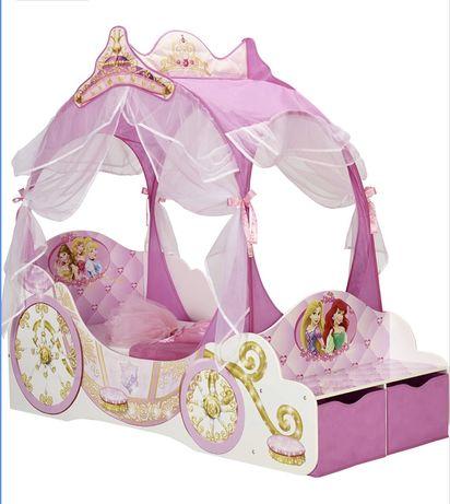 Детская кровать «Карета пригцессы»Disney Princess Carriage