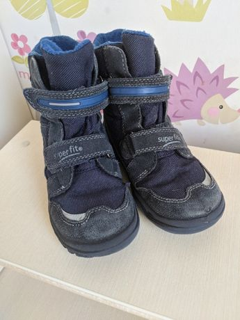 Скидка!!! Ботинки Superfit Oceano, 28 размер. (зима/весна/осень)