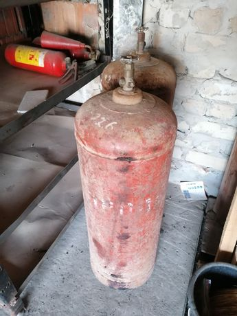 Газовый баллон под газ
