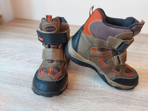Buty zimowe chłopięce 30 chlopiec