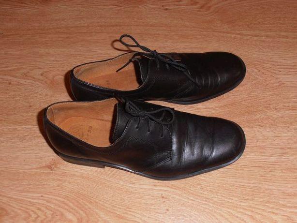 Pantofle skorzane 37 komunijne