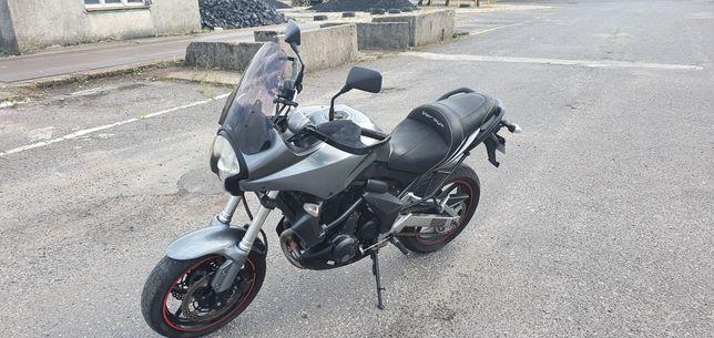 Kawasaki kle650 kle 650 Versys 2010r dl gs