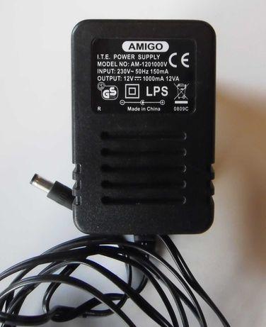 Carregador Original EU Amigo I.T.E. Mod AM 120_1000V
