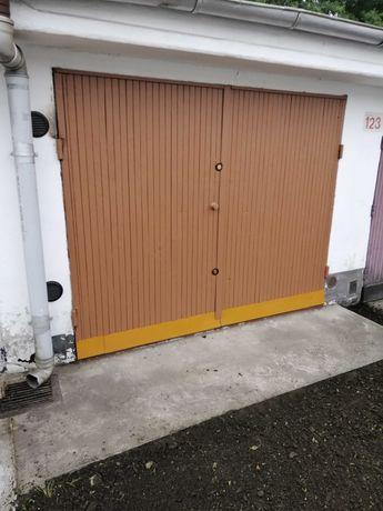 Garaz z kanalem 18 m