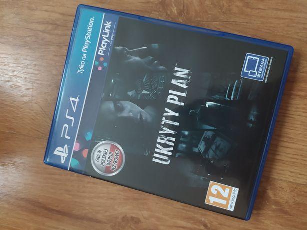 Gra Ukryty plan PS4