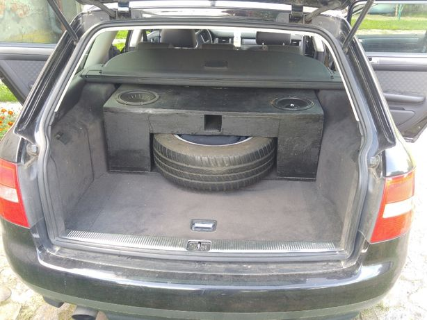 Subwoofer pasywny