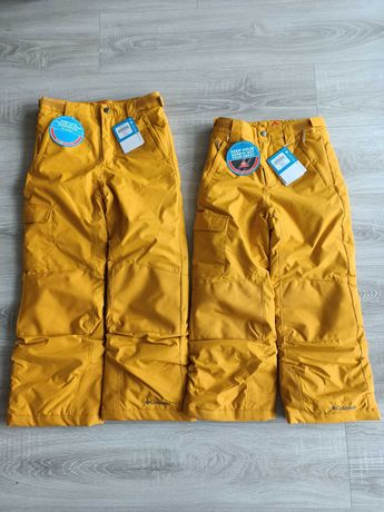 Лижні штани Columbia omni-heat р.128, 140 унісекс