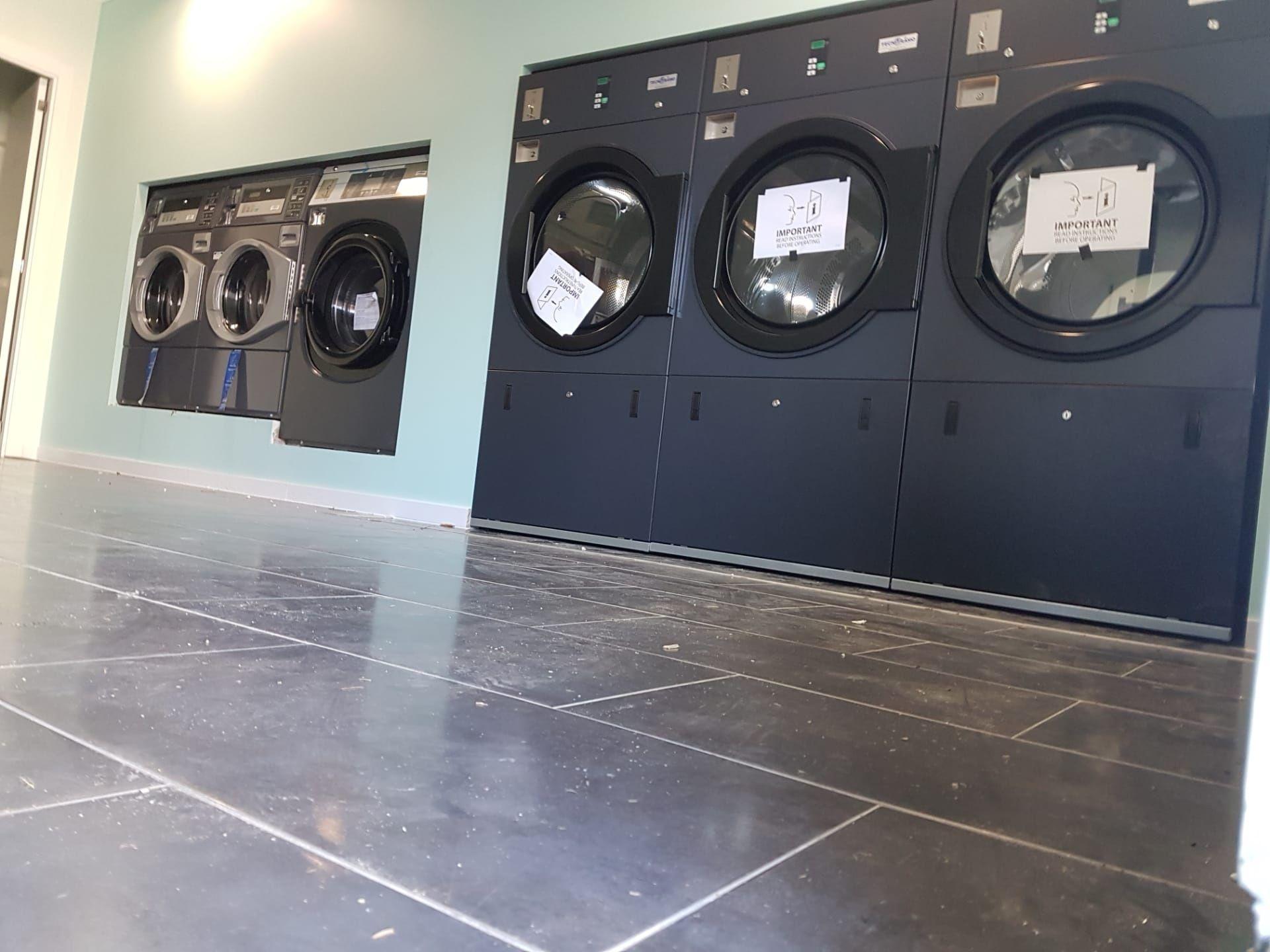 Self-service lavandaria renting