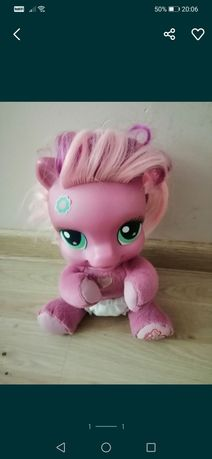 My Little Pony gra mówi śpiewa