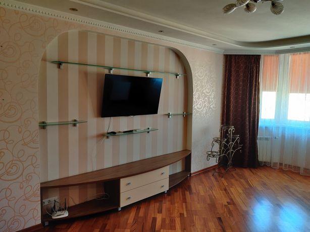 Сдается в аренду 2 комнатная квартира метро Позняки Осокорки 73 метра