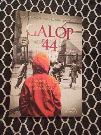 Książka Galop'44