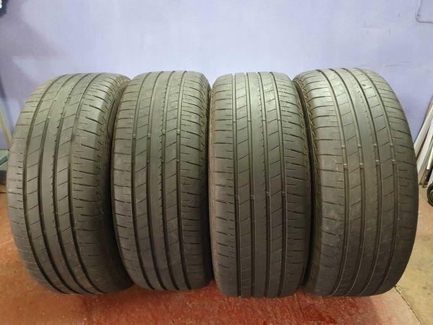 Комплект шин 225/55/R17  97V Bridgestone Turanza T005A, 2019 г, Япония