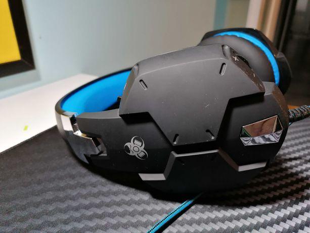 Słuchawki Tracer Gamezone Dragon Niebieski