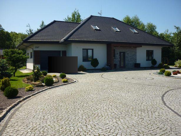 Dom wolnostojący 191,69m2, działka 2961m2, Rydzyny