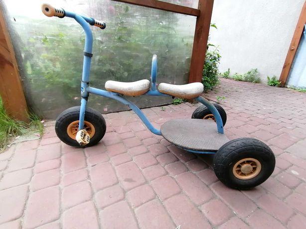 Sprzedam rower dziecięcy tandem