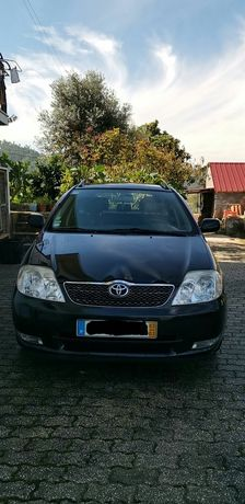 Toyota Corolla GPL