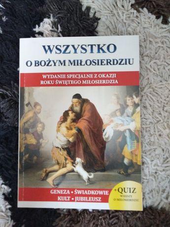 Książka o miłosierdziu Bożym.