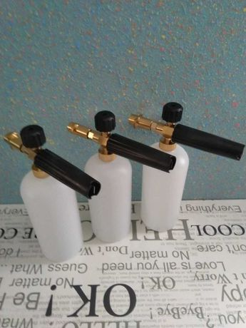 Пенная насадка(пенник пінник,) для моек KARCHER(керхер)k5-k7