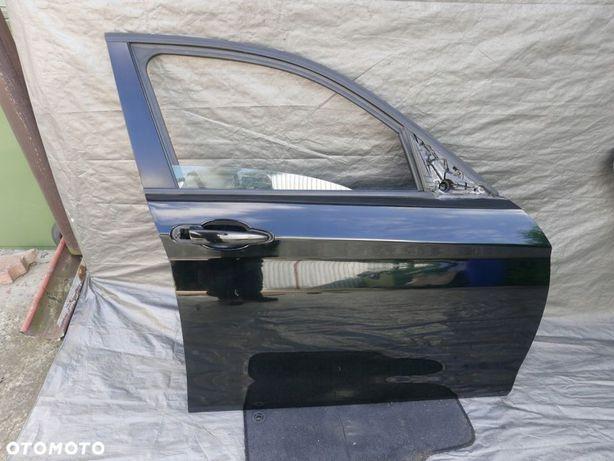 BMW F20 DRZWI PRAWY PRZÓD PRZEDNIE SCHWARZ II 668
