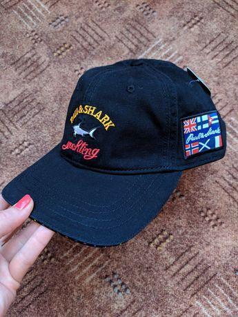 Новая кепка бейсболка Paul&Shark на подростка мужская мальчика