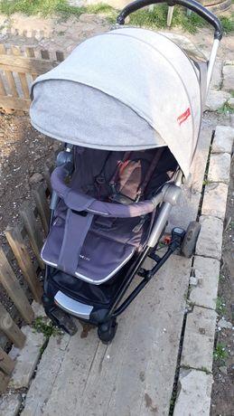 Прогулочная коляска espiro magic active life от 4 месяцев до 4 лет